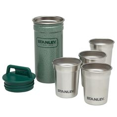 Stanley Adventure Shot Glass Set (4 Pack) * Visit the image link more details. (This is an affiliate link) #HydrationandWaterFiltration