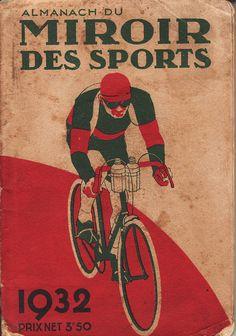 """Almanach """"Miroir des Sports"""" 1932"""