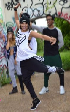 Hip Hop Sweatpants - Outfit #hiphop dance <3 In Love