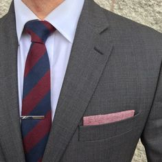 d9c2f468d8dd 179 Best Striped Ties & Neckties images in 2019 | Blue ties, Striped ...