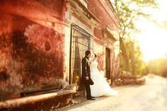A simply gorgeous venue for this Campeche Mexico Wedding at the Hacienda Uayamon, built in 1700.  Mexico wedding photographers Del Sol Photography