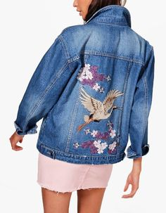 So many amazing jackets to layer and fall in love with!