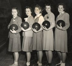 Bowling league! by sparkleneely, via Flickr