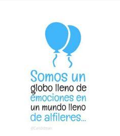 Como los globos