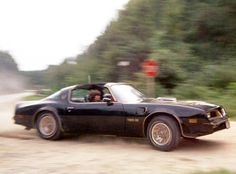 Smokey and the Bandit- 1977 Pontiac Trans Am