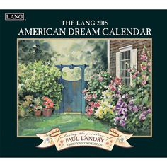 American Dream 2015 Wall Calendar , 1001776 | Lang