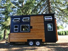 13 Cool Tiny Houses on Wheels | Home Remodeling - Ideas for ...