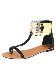 Athena Sandal from Alloy on Catalog Spree