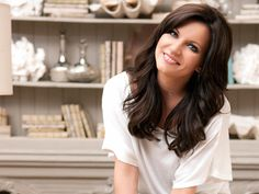 Beautiful country music entertainer, Martina McBride  (via Nashville Lifestyles magazine)