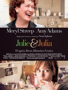 Julie & Julia (2009) de Norah Ephron.