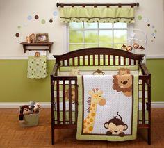 NoJo Little Bedding  Jungle Pals 4 Piece Crib Set NoJo,http://www.amazon.com/dp/B004I1KWFA/ref=cm_sw_r_pi_dp_2kUAtb0F24BC2TWS