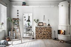 Finnish girl dreaming of better life Interior Styling, Interior Decorating, Interior Design, Living Room Kitchen, Living Room Interior, Living Rooms, Gravity Home, Modern Basement, Build Your Own House