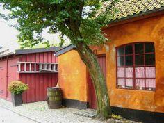Køge, Denmark, by Marionzetta (63 pieces)