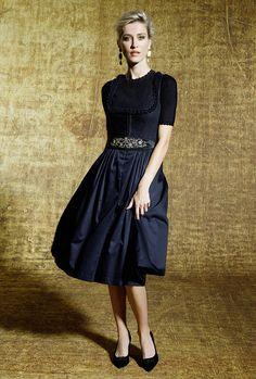 Frühling/Sommer 2020 Gössl Dandy Style, German Fashion, Stylish, How To Wear, Vintage, Modeling, Dirndl Blouse, Summer, Cotton