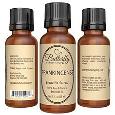 Frankincense Essential Oil by Butterfly Beauty Shop http://www.amazon.com/Frankincense-Essential-Butterfly-Beauty-Shop/dp/B00WFA8UIM
