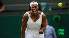 Serena Williams makes quick work of Garbine Muguruza en route to another Wimbledon title.