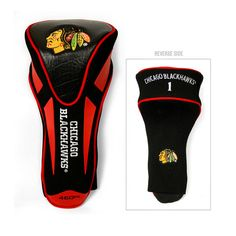 Chicago Blackhawks Single Apex Jumbo Headcover #ChicagoBlackhawks