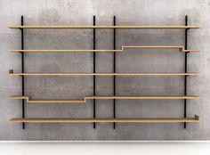 Sigurd Larsen Oak Shelves