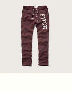 Mens A&F Classic Sweatpants