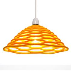 Honey Lampshade Yellow, £28, now featured on Fab.