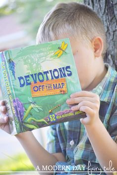 A Modern Day Fairy Tale: Journeying Closer To God: A Devotions Off The Map Review & Family Christian Giveaway #FCBlogger