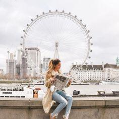 Morning cloudy London - @tularosalabel coat & @grlfrnd_denim jean from @revolve - link in bio #mygrlfrnd #revolve http://liketk.it/2uVzr