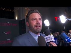The Accountant Premiere with Ben Affleck and Anna Kendrick