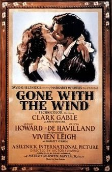 Gone With the Wind! Epic 1939! I don't know nothin bout birthin babies Ms. Scarlet. :) (-D Ray)