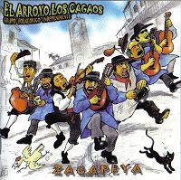 Música extremeña - Extremadura  y sus músicos: Zacapeya por El Arroyo los Cagaos (Villanueva de l...