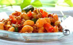 Sprawdzony przepis na Makaron w stylu śródziemnomorskim . Wybierz sprawdzony przepis eksperta z wyselekcjonowanej bazy portalu przepisy.pl i ciesz się smakiem doskonałych potraw.