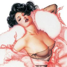 I love pin-up art