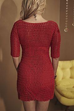 Receitas Círculo - Vestido Vermelho Glamour