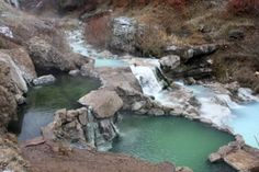 who knew things like this existed in Utah :) can't wait to explore. Diamond Forks Hot Springs