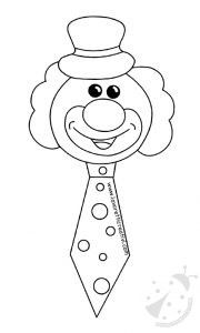 Lavoretti carnevale per bambini Pagliaccio a girandola Craft Activities For Kids, Preschool Crafts, Carnival Crafts, Send In The Clowns, Colouring Pages, Coloring Pages For Kids, Doodle Art, Mardi Gras, Party Time
