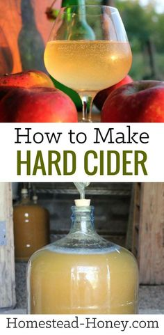 Do you love the taste of craft hard cider? We'll show you how to make hard cider at home in five easy steps with no additional ingredients required. We'll capture the wild yeast on the apples to ferment the apples into hard cider. So delicious!