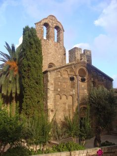 St. Pau del Camp, joya románica en el Raval, Barcelona