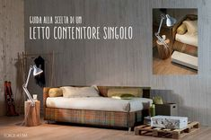 @modaarredamento racconta i nostri SINGLE! <3 http://www.modaearredamento.com/2015/03/letti-singoli-con-contenitore-guida-per-una-facile-scelta/