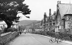 Photo of Bovey Tracey, Entering The Village Devon, Old Photos, England, Street View, Old Pictures, Vintage Photos, English, British, United Kingdom