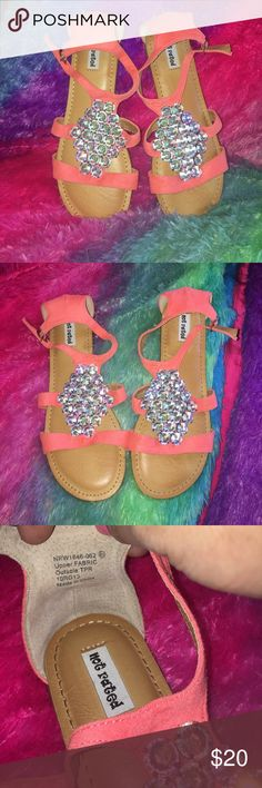 ☀️NOT RATED - FLAT SANDALS ☀️ Gladiator sandals - Color coral, BRAND - NOT RATED FROM THE BUCKLE - SUPER CUTE AMD CLEAN SANDALS !!!🌴🌴🌴🌴🌴🌴🌴🌴🌴🌴🌴🌴🌴🌴🌴🌴🌴🌴 Not Rated Shoes Sandals