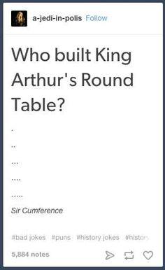 On King Arthur.