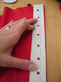 corset making guide