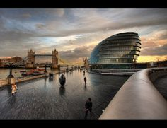 London by Wilfried.B, via Flickr