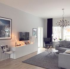 Perfect Apartment Living Room Design Ideas On A Budget. Below are the Apartment Living Room Design Ideas On A Budget. This post about Apartment Living Room Design Ideas On  Home Living Room, Apartment Living, Interior Design Living Room, Living Room Designs, Home Interior, Living Room Ideas Tv Stand, Living Room Decor Inspiration, Scandinavian Interior, Interior Ideas