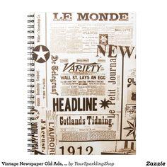 Vintage Newspaper Old Ads, Good News :)