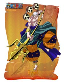 One Piece | Enel