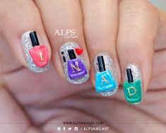 Celebrating Second Annual International Nail Art Day | Salon Fanatic
