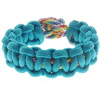 How-to: Knot and Loop Cobra Paracord Bracelet