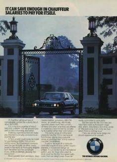 BMW marketing