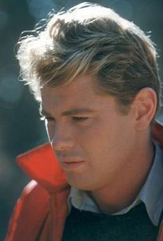 Troy Donahue, January 27, 1936 - September 2, 2001. Heart Attack