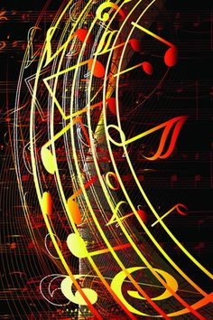 Music notes and symbols. #music #musicnotes #musicsymbols…